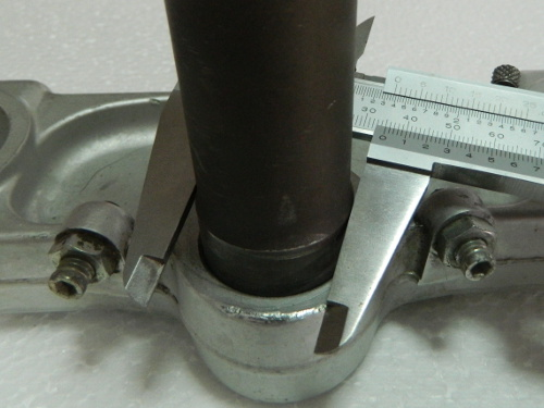 Triple Clamp Offset Ducati           848